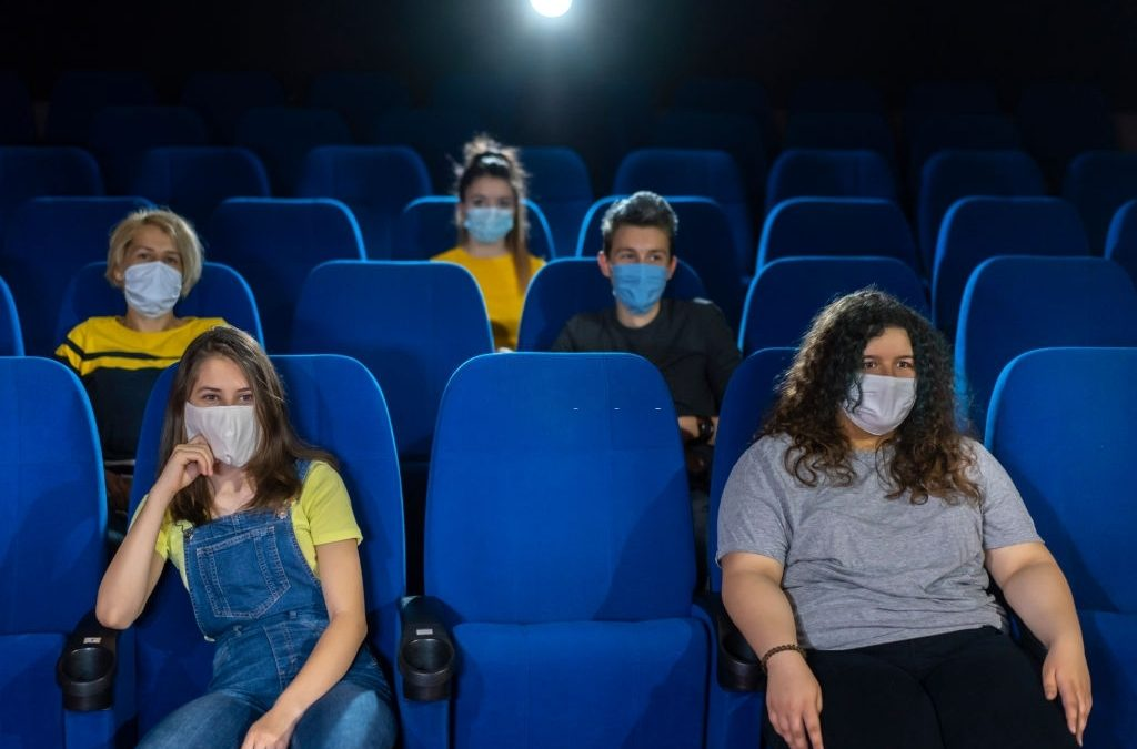 Masks, Sanitisers, Temperature Checks – Everything that you need to know to watch movies in the post-covid world
