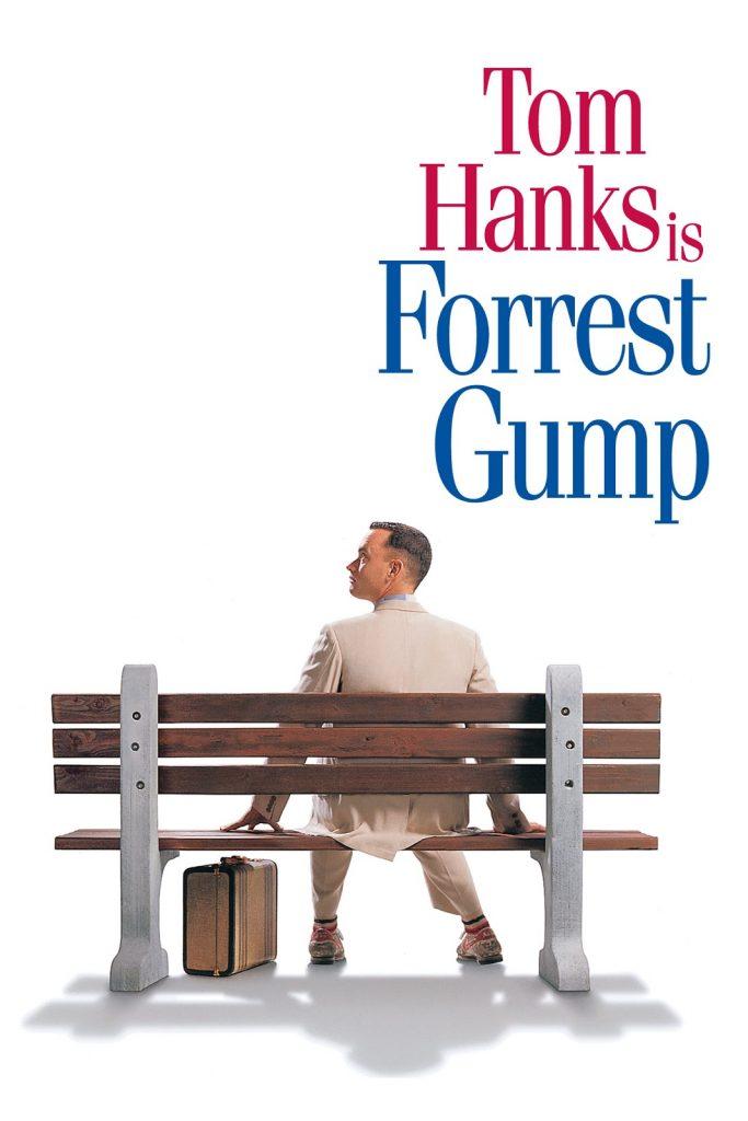 Tom Hanks is Forrest Gump - Bucket list movies