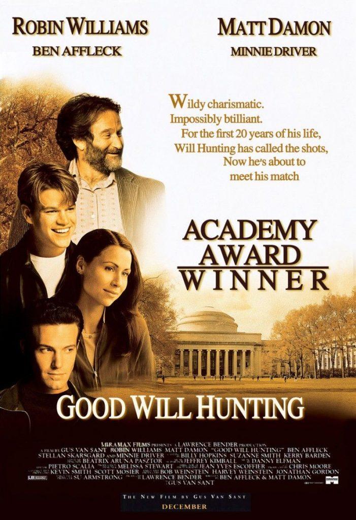 Good Will Hunting - Bucket list movies