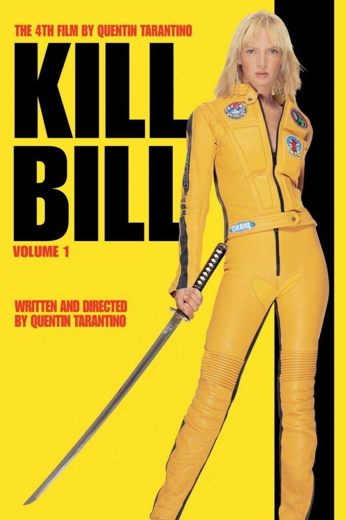Kill Bill - Bucket list movies