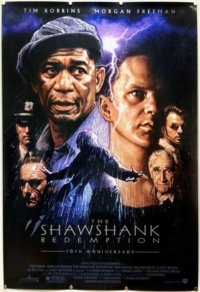 Shawshank Redemption - Bucket list movies