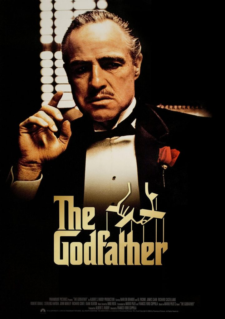 The Godfather Movie - Bucket list movies