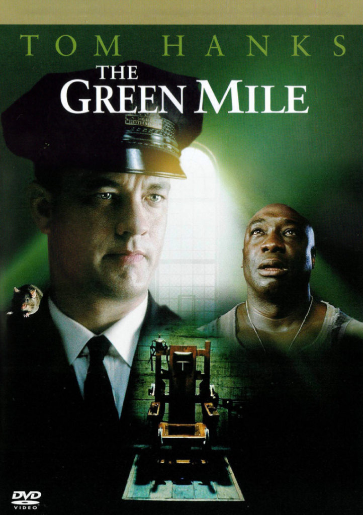 The Green Mile - Bucket list movies