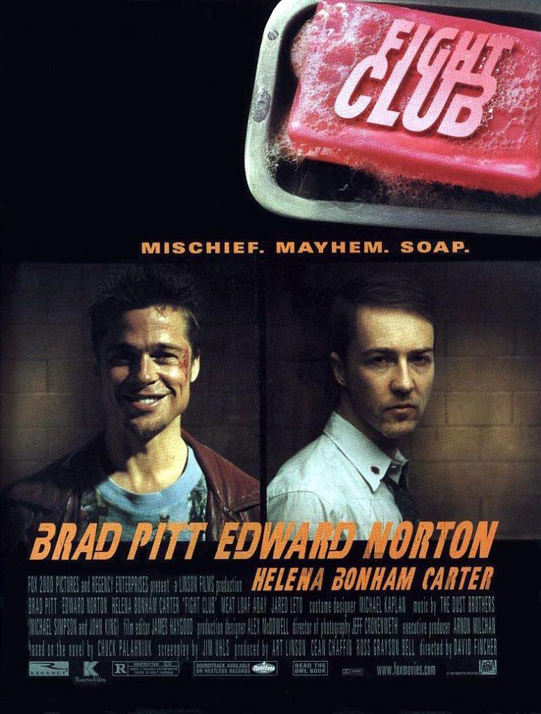 Fight Club - Bucket list movies