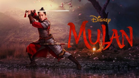 Mulan - disney movie poster