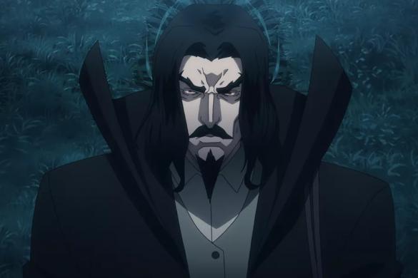 Castlevania - most popular anime series