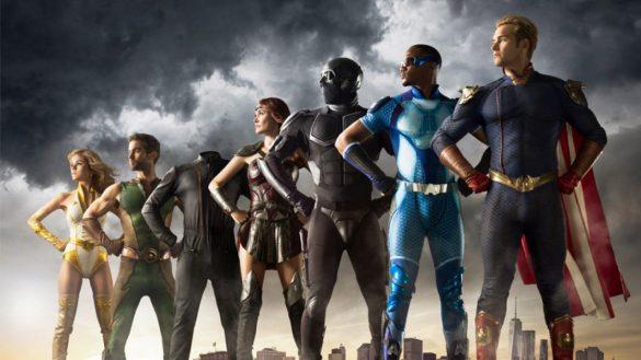 Nostalgia, Superhero Web Series - poster