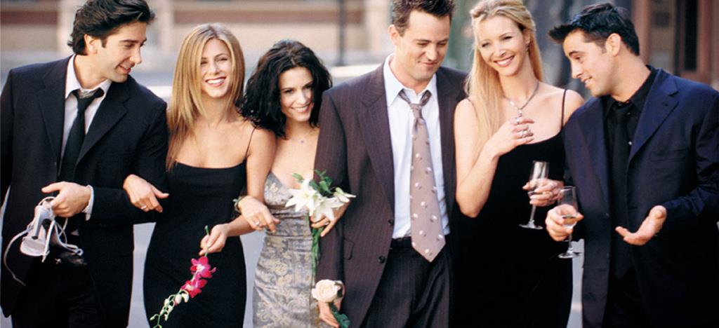 Friends - best sitcom ever made