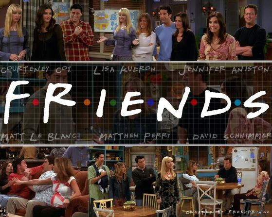 friends - Friends 2- best sitcom ever made