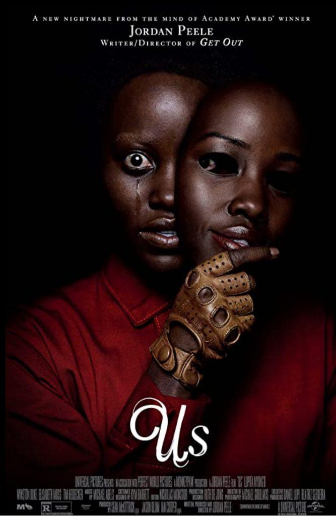 Us - horror movie poster