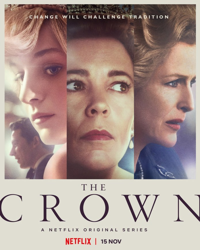 The-Crown-s4-Main Poster