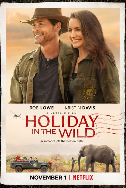 Holiday in the Wild - poster