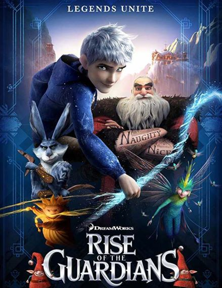 Rise of the Guardians - poster