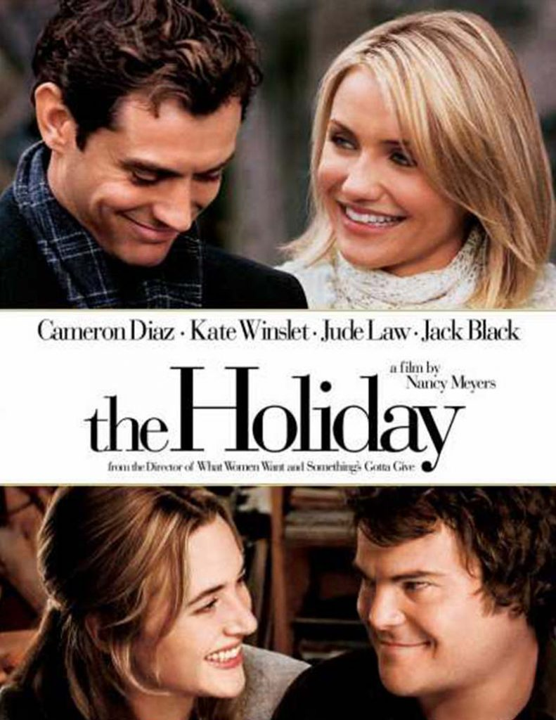 The Holiday - poster