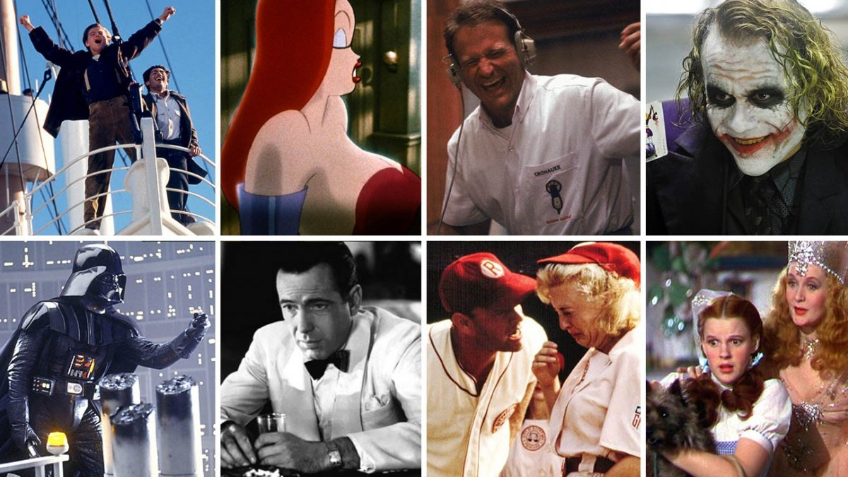 30+ FAMOUS MOVIE LINES OF ALL TIME
