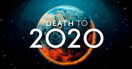 Death to 2020 - trending on Netflix