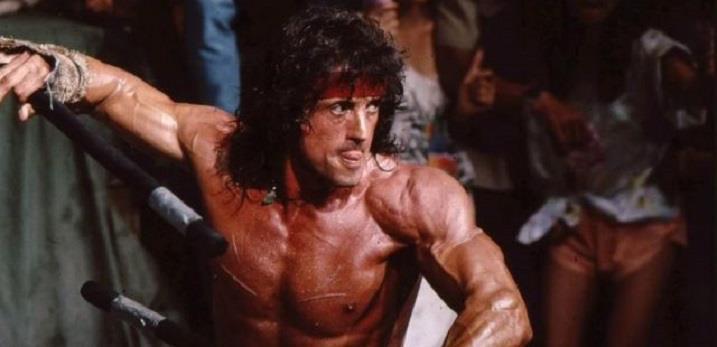 Rambo III - trending on Netflix