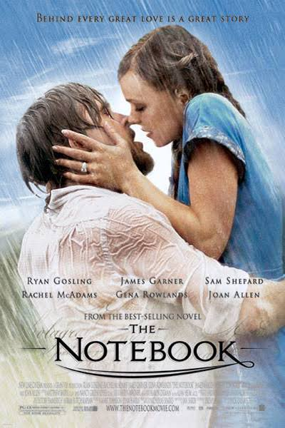 Note Book - Movie Poster