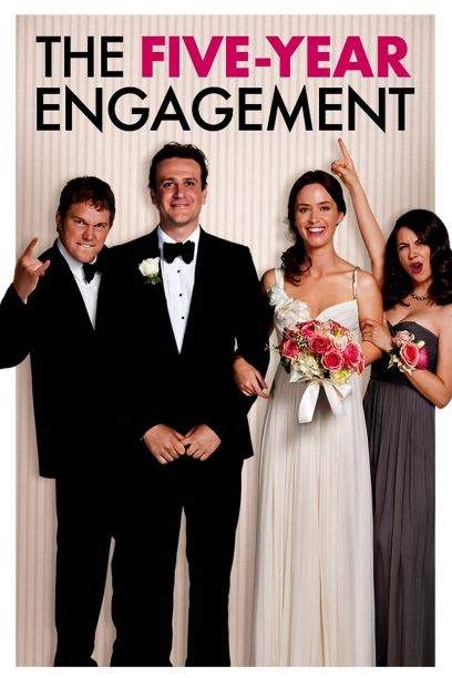 The Five Year Engagement - Movie poster