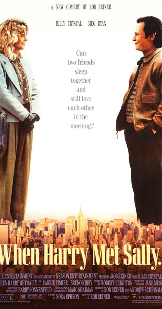 When Harry Met Sally - Movie poster