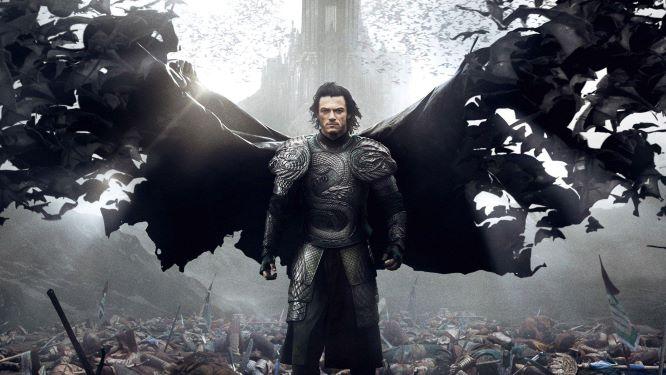 Dracula Untold - trending on Netflix
