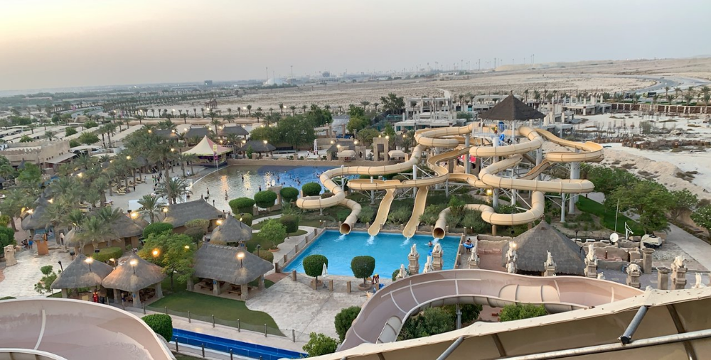 The Lost Paradise of Dilmun Water Park Image